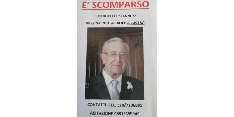 Anziano scomparso a Nocera Superiore Proseguono le ricerche in zona Petraro